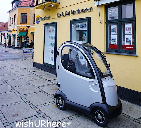 World's Smallest Car?