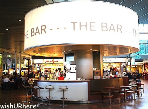 The Bar Copenhagen Airport