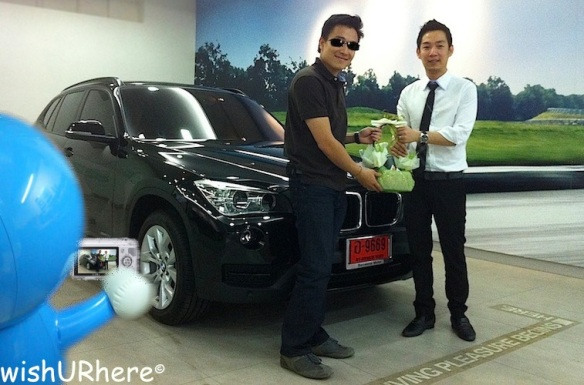 BMW X-1 Winner