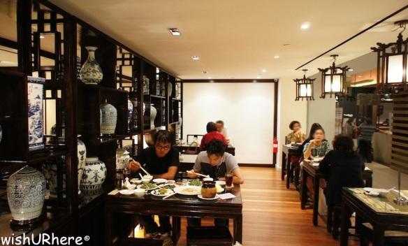 Soup Restaurant, Paragon