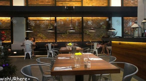 The Dempsey Brasserie