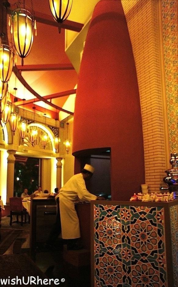 Anar Restaurant Sentosa