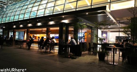 Caffe B Marina Bay Sands