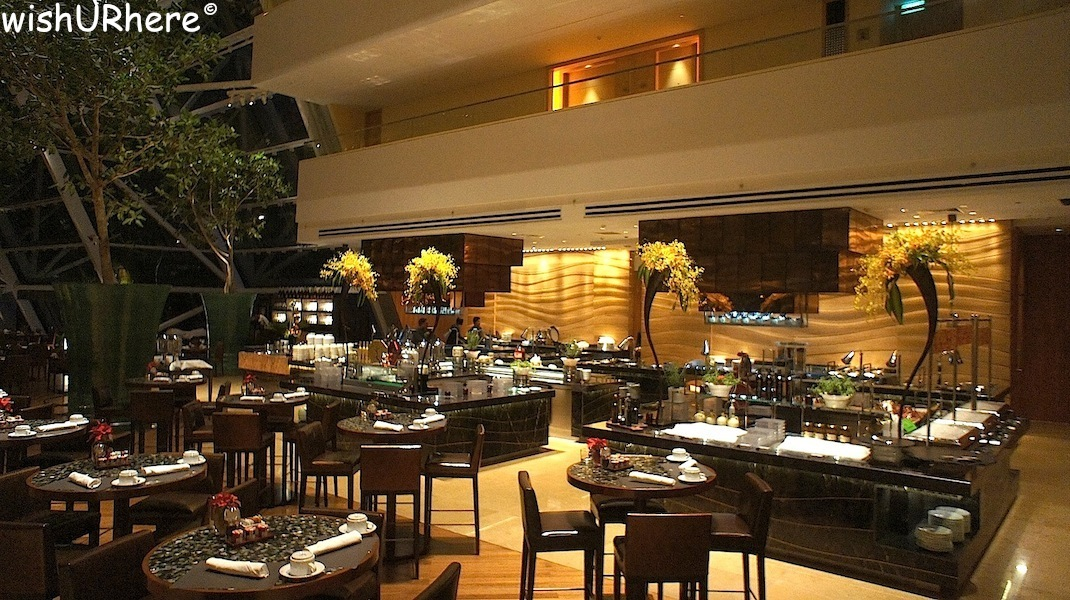 Rise - Various Cuisines Buffet Restaurant in Marina Bay Sands