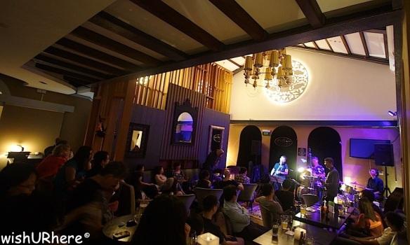 Sultan Jazz Club Singapore