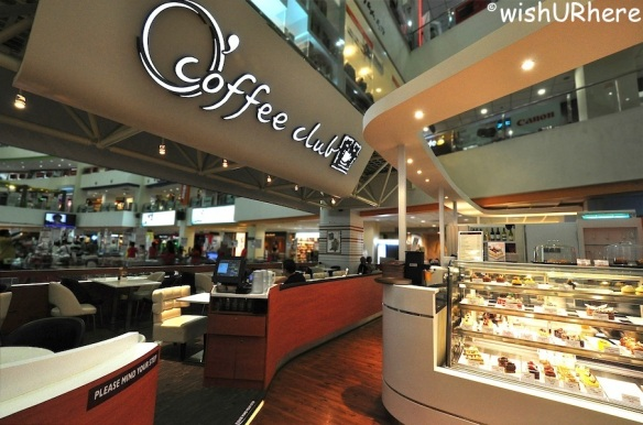 The Coffee Club, Funan DigitalLife Mall 2