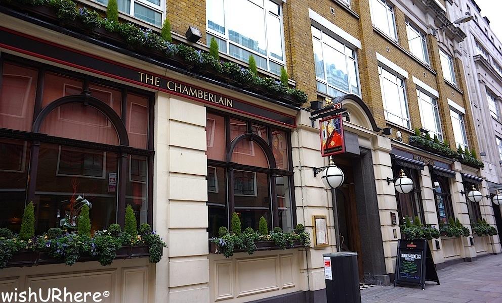 Chamberlain Hotel Minories London
