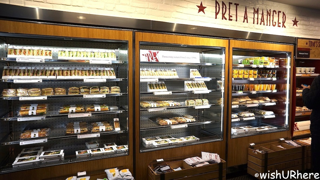 pret a manger operation management View homework help - pret_a_manger from stmg 191 at waikato university applicable concept human resource management applicable sub-concepts: attracting a quality.