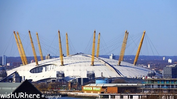 The 02 Dome