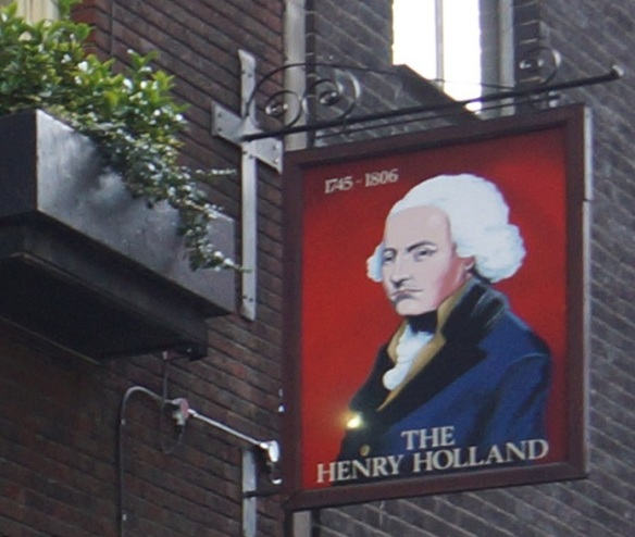 The Henry Holland Pub London