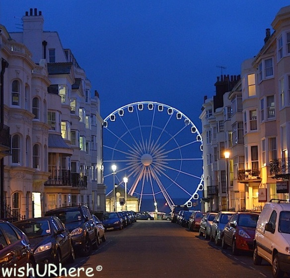 Brighton By Night