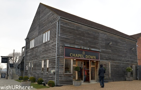 Chapel Down Winery