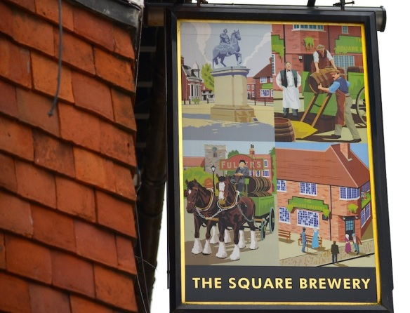 The Square Brewery Petersfield