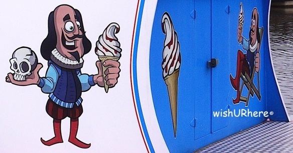 Shakespeare Softserve Ice Cream