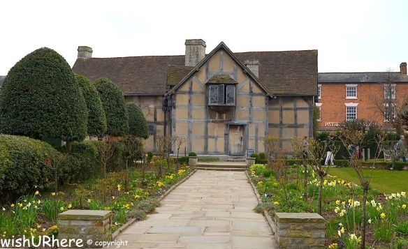 Shakespeare's Birthplace 3
