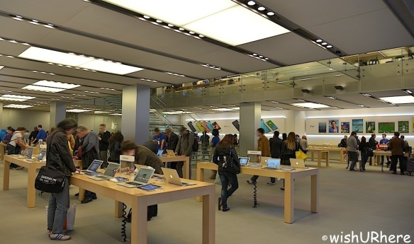 Apple Store Regent St