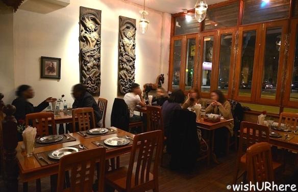 Jasmine Thai Restaurant London
