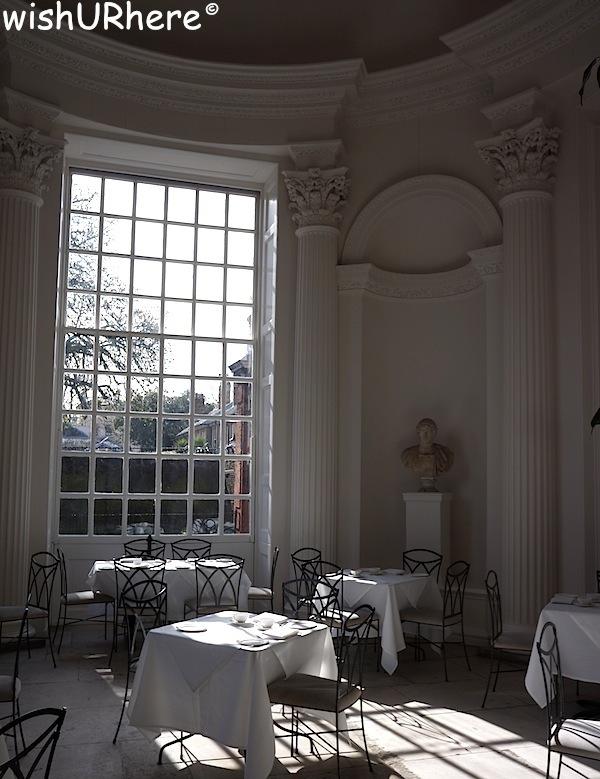 Kensington Palace Cafe Menu