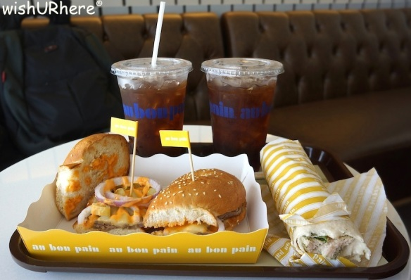 Au Bon Pain Don Mueang Airport 4