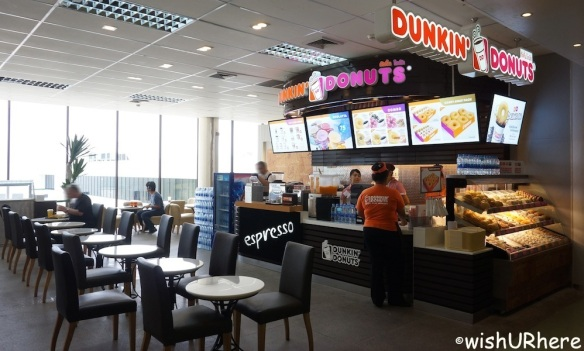 Dunkin Donut Don Mueang Airport