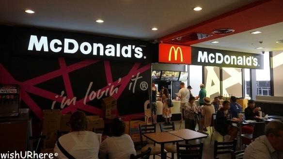 McDonald's Don Mueang