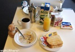 Diamond Island Resort Breakfast