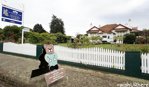 The Doll and Bear Cottage