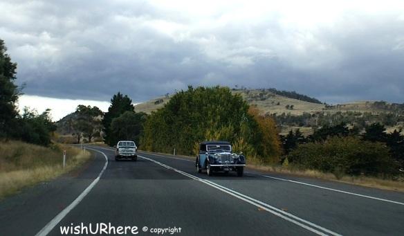 Highway 1 Tasmania