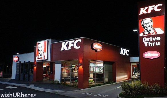 KFC Sorell Tasmania