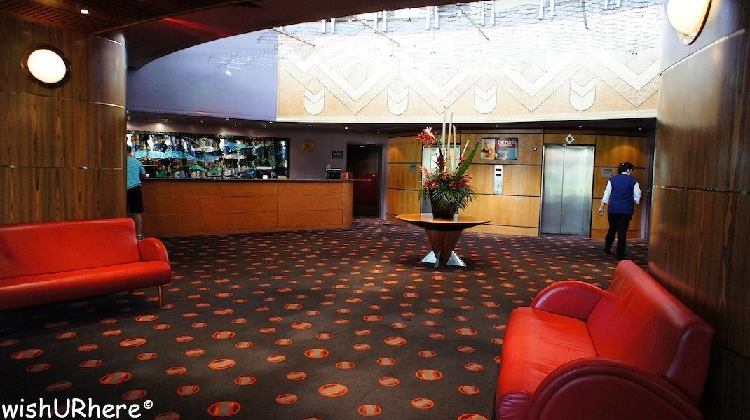 Wrest point casino dining