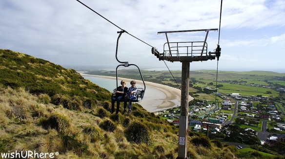 The Nut Chair Lift