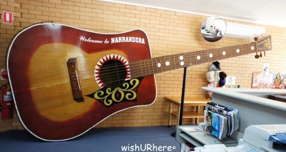 Narrandera Guitar