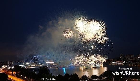 Singapore Sports Hub 27-6-2014