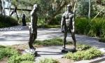 Auguste Rodin- Nude Study