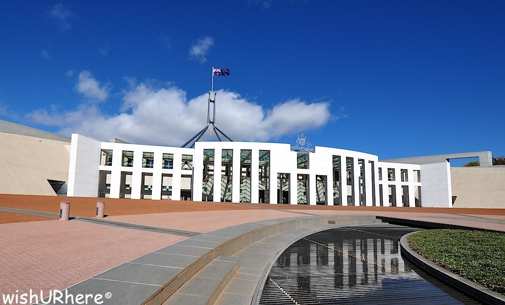Who designed the new parliament house 28 images for New home designs canberra