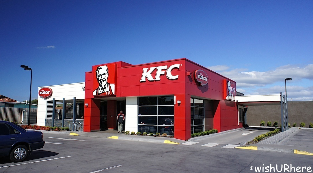 future plans of kfc Kfc doesn't have shares, they are owned by yum brands inc, they also own pizza hut and other food outlets currently priced at about $9150 per share, the share.