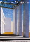 Progressive Architecture Aug 1988
