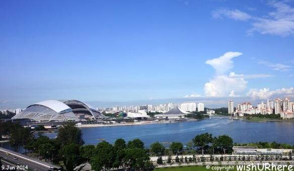 Singapore Sports Hub 9-6-2014 Day