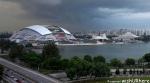 Singapore Sports Hub 9-6-2014 evening