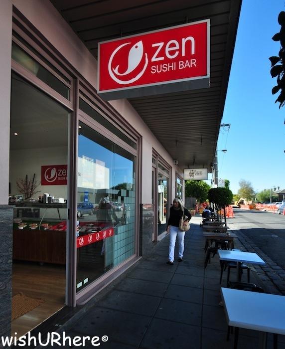Zen Sushi Bar Melbourne