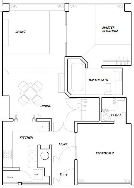 International Plaza Plan