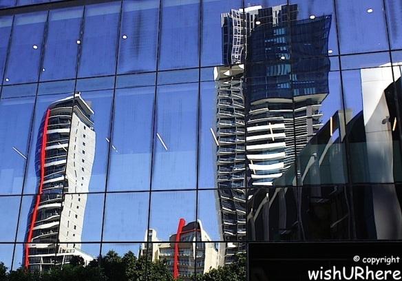 South Melbourne Skyline