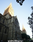 St Paul's Cathedral Melbourne