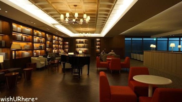 Asiana Seoul Lounge