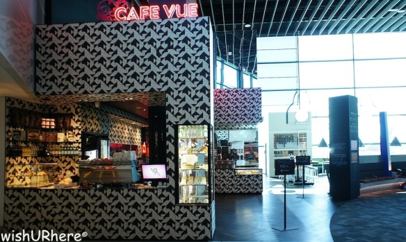 Cafe Vue Melbourne Airport