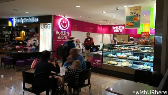 Healthy Habits Melbourne Airport