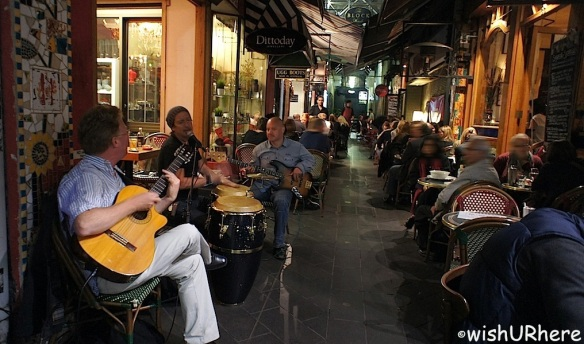 Cafe Segovia