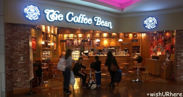 The Coffee Bean Seoul Airport