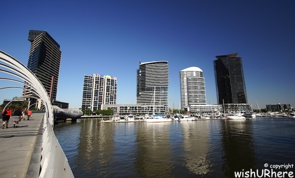 Waterfront City Melbourne
