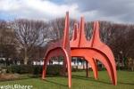 Alexander Calder, Cheval Rouge